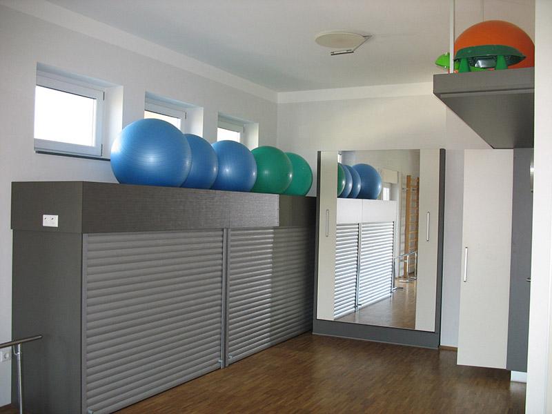 Physiotherapie Wiemer - Galerie - Therapie-Zimmer