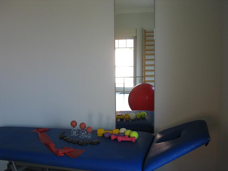 Physiotherapie Wiemer - Galerie - Therapie-Zimmer 2