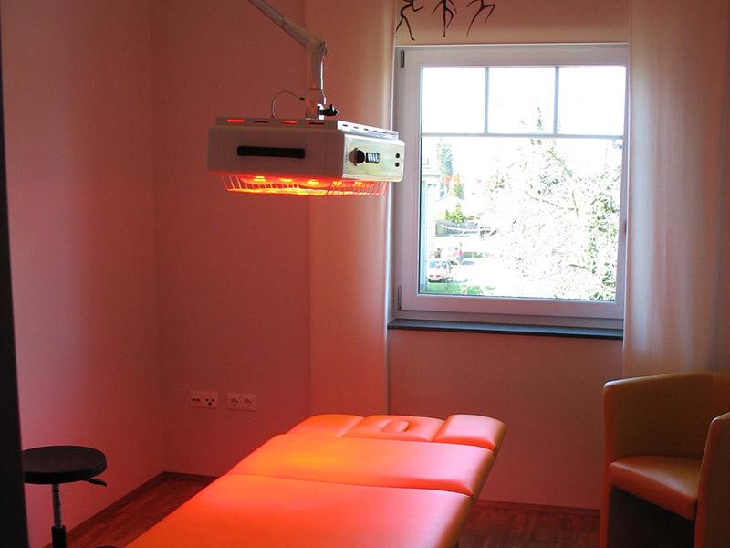 Physiotherapie Wiemer - Galerie - Therapie-Zimmer 3